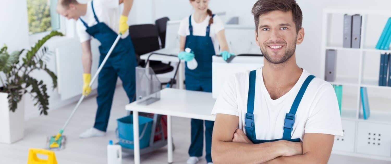 Ihre Profis für Gebäudereinigung & mehr