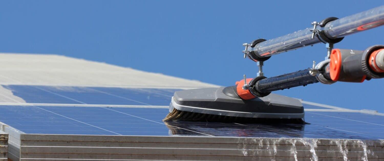 Ihr zuverlässiger Partner für die Reinigung Ihrer Photovoltaikanlage