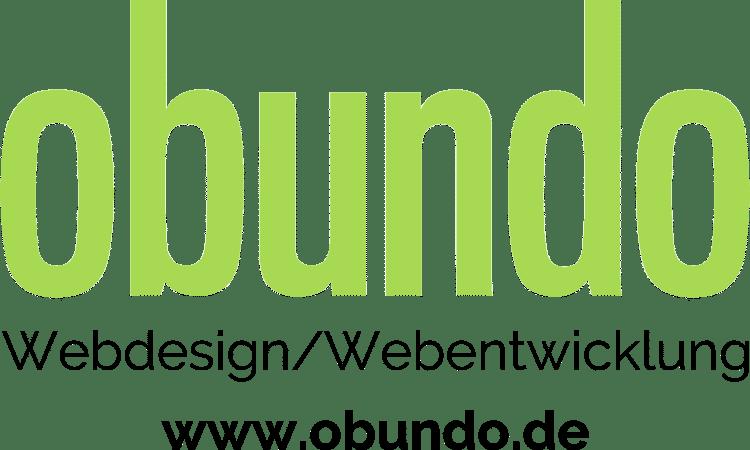 obundo - Webdesign & Webentwicklung